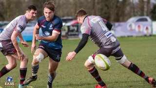 Rams 1st XV v Taunton Titans  (Home) 9th March 2019
