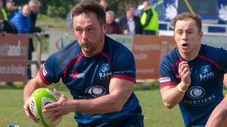 Rams 1st XV v Birmingham & Solihull Bees (Home) 13th April2019