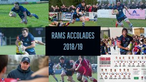 Recognition for RAMS team players and coach