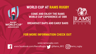 WORLD CUP GAMES SHOWING ON RAMS NEW BIG SCREENS