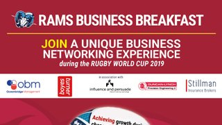 RAMS BUSINESS BREAKFAST - 'Business Growth During Change'