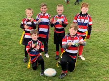 Great Showing From U8's at Tag Festival