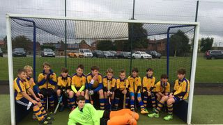 3 out of 4 ain't bad for Thirsk's U14Boys
