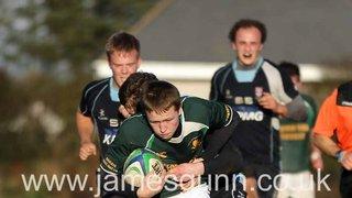 1st XV vs St Andrews University 9/11/13