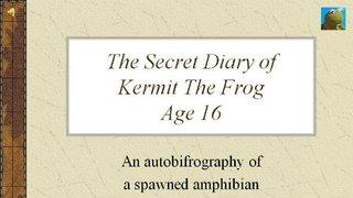 Secret Diary Of - Part 1