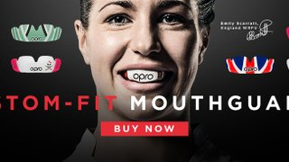 OPRO Mouthguards Visiting Bedford HC - 4th September