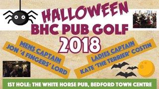 Halloween Pub Crawl - 27/10/18