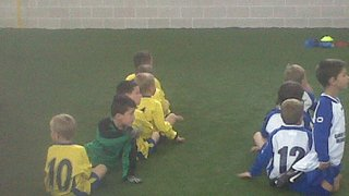Tadcaster Albion U7's invincible's at Leeds United Tournament