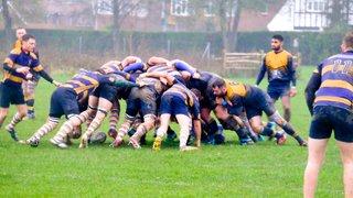 1st XV vs Uckfield 15th Dec