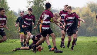 U14s 2017/18 - Game shots up to Vipers