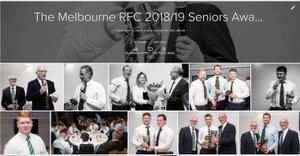 Melbourne RFC Seniors Celebrate The 18/19 Season