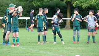 Senior Nottingham RFC Players  To Coach Our Minis & Juniors