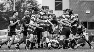 U16s Wear Down Loughborough