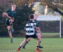 U16s Win Away at Veseyans