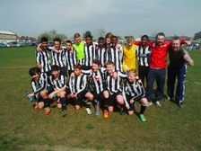 U14s League Cup semi-final triumph!