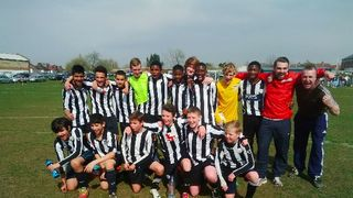 U14s League Cup semi-final triumph!