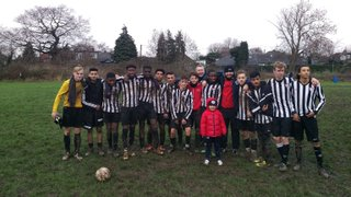 Under 16 A. Middlesex cup Final