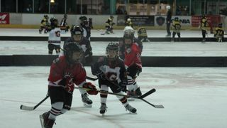 Under 9 X-Ice Guildford 10/01/2016