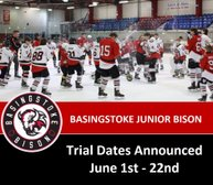 2016/17 Trial Dates Announced