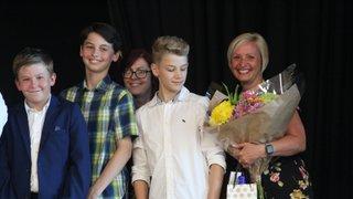 Presentation Evening - Under 13s