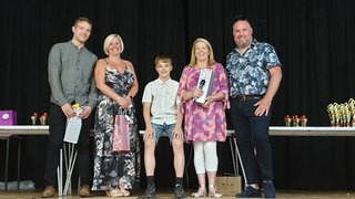 End of Season Presentation 2019 - Under 15s