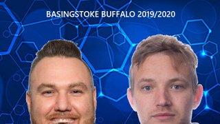 Basingstoke Buffalo Coaches Announced