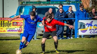 Wells City Res v Clevedon United Sat 7th March 2015