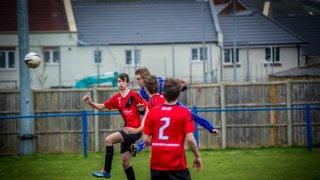 Wells City Res v Burnham FC Sat 28th Mar 2015