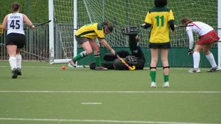 Oxford University 0 (0) – Bracknell Ladies 1sts 1 (1)