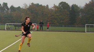 Bracknell Ladies 1s v Milton Keynes  score 2  -  1