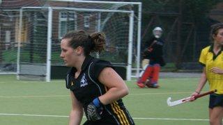Bracknell Ladies 1 v Reading Ladies 2's  Score  2 - 0