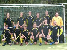 Bracknell Mens 2's (1) Wycombe 3's (3)