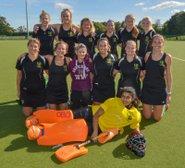 Ladies 1's v Wycombe ladies 2's. Score 5-2