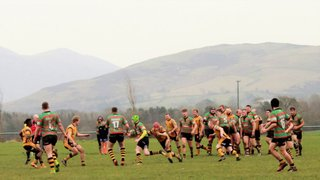 Cockermouth 2nds v Windermere 2nds