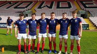 Cumbria Rugby Union Squads