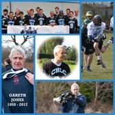 Gareth Jones 1958 - 2017