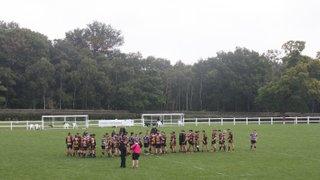 Harrogate U16 vs Old Rishworthians 2015
