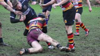 26/2/17 Harrogate Saxons 26 v Otley 12