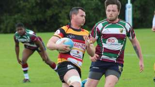Harrogate Saxons 24- 14 Moortown 16/9/17