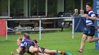 24/9/17 Round 3 Yorkshire Cup Harrogate Colts 14:24 Sheffield