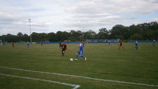 Interview with FA Cup MOM Jake Hill...