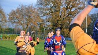 Ladies XV v Keresley Away