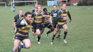 Lboro 2nds v Vipers 2nds (29 Oct'11)