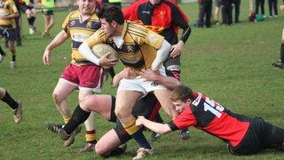 Loughborough RFC 3rds v Castle Donington (10 March 2012)