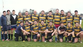 Market Bosworth 2nds 10  v L'boro 3rds 12 (17 March 2012)