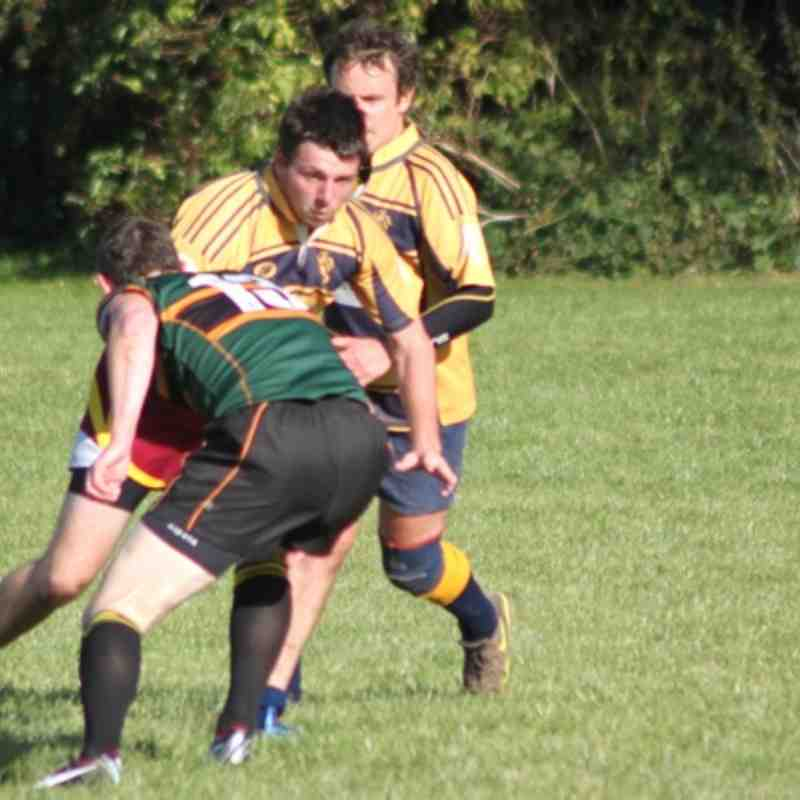 Loughborough RFC 3rds v Vipers 2s (29 Sept 2012)