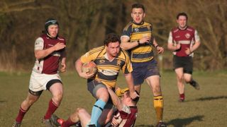 Loughborough 3rds v Melton (2 March 2013)