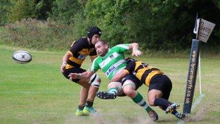 Folkestone 1st XV lose to Bromley 26-27 - by Lisa Godden