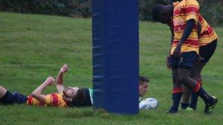 Folkestone 2nds lose to Medway by Lisa Godden