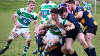 Folkestone 1st XV beat Old Williamsonians 19-7 by Lisa Godden